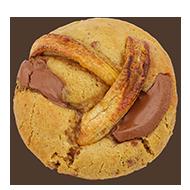 cookie je t'épouse dans l'heure banane